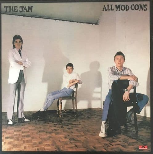 The Jam<br>All Mod Cons<br>LP, RE, 180g